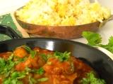 Indická kuchyňa -  kura  vindaloo