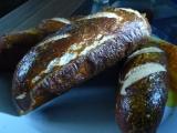 Lúhované bagetky /Louhované bagetky