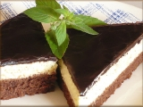 Luxusné čokoládové trojhranky /Luxusní čokoládové trojhránky