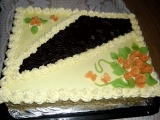 Narodeninová torta 5 /Narozeninový dort 5
