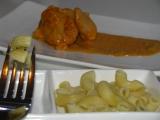 Obyčajné kura na paprike
