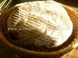 Špaldový chlieb so žitným kváskom /Obyčejný špaldový chleba s žitným kváskem