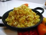 Perzské mrkvové rizoto