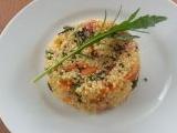 Pikantná quinoa so zeleninou