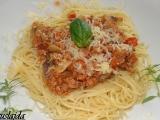 Pikantné mleté mäso na špagety /Pikantní mleté maso na špagety