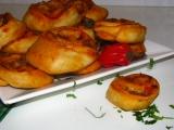 Pizzové roládové kolieska