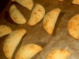 Taštičky so slivkovým lek. a jablkový závin z 1 cesta /Povidlové taštičky a jablkový závin z 1 těsta