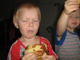Racuchy ziemniaczane - Racuchy bramborové