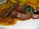 Steak z hovädzej sviečkovej
