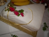 Svatební dorty - inspirace