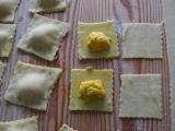 Tekvicové (Dýňové) ravioli