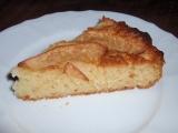 Torta z jabĺk