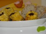 Vajíčkové muffiny pre manžela