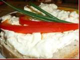 Večerná tvarohová nátierka /Večerní tvarohová pomazánka
