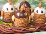 """""""Veľkonočné hračičky"""" Karamelové sliepočky"""