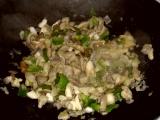 Zapecena hliva so zeleninou