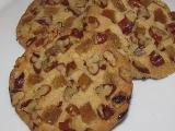 Ďumbierové sušienky s pekanovými orechami /Zázvorové sušienky s pekanovými orechy