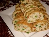Bielkový chlebíček