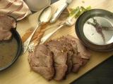 Bravčové pečené v pikantnej marináde