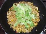 Kuracie kúsky so šampiňónmi a ryžou