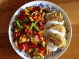 falafel-recept Tradičný Falafel 2x inak