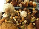 Nakladané huby so zeleninou /Houby se zeleninou