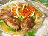 Indická kuchyňa - Jahňacie kebaby s paradajkovým čatní