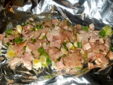 Kuracie v alobale /Kuřecí maso v alobalu