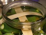 Kvasené nakladané uhorky -Maminčiny rychlokvašky – nakládané okurky