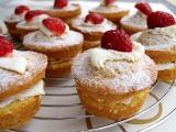 Maslové tortičky kráľovny Viktórie /Máslové dortíky královny Viktorie