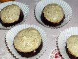 Krémové orechové pusinky /Ořechové pusinky s krémem