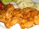 Placky z kuracieho masa /Placičky z kuřecího masa
