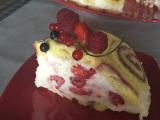 Rozprávková torta (bez lepku)