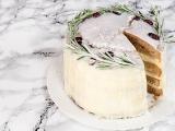 Sladké a veselé: Lahodná vianočná torta
