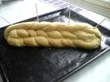 Sladký chlieb - vianočka