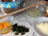 Zvitok s jarnými bylinkami /Svítek s jarními bylinkami, jak ho připravovala moje babička