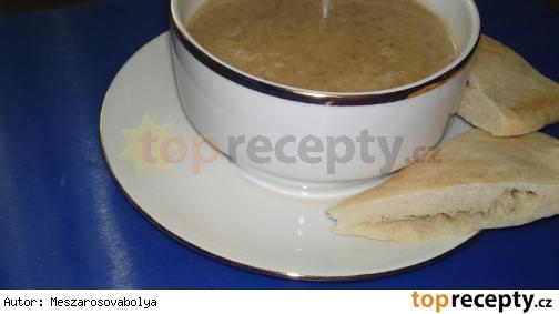 Arabská šošovicová polievka