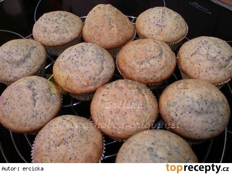 Bezlepkove muffiny s makom