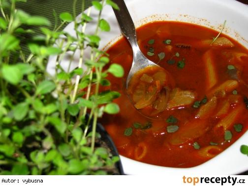 Diétna polievka z hlivy ustricovej
