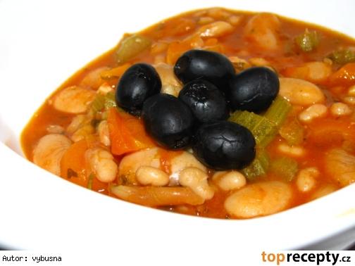 Fasolada -  grécka fazuľová polievka, ako ju varí lenivá gazdiná
