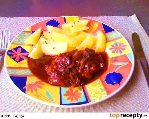 Kotlety Tabasco (bez tancování v kuchyni)