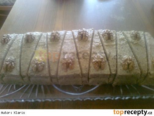 Krupicová torta