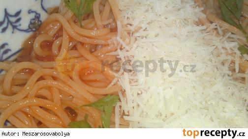 Milánske špagety