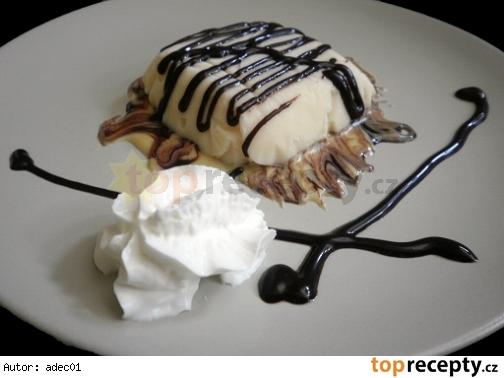 Mrazený kokosový sen