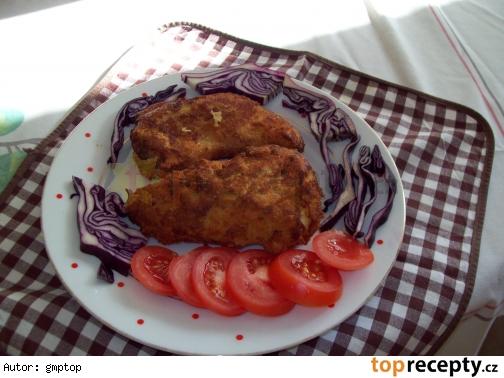 Paprikové lusky, vyprážané, plnené balkánskym syrom