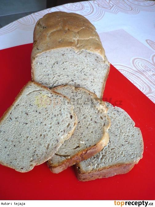 Pšenično-žitný chlieb