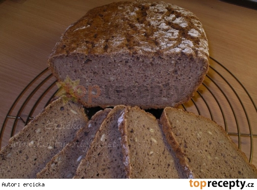 Ražný chlieb (celokváskový)
