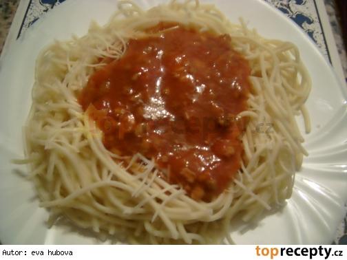 Sójová zmes na špagety