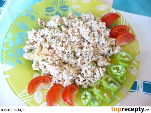 Tofu ako treščia pečeň