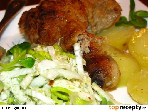 Zvláštne pečené kura